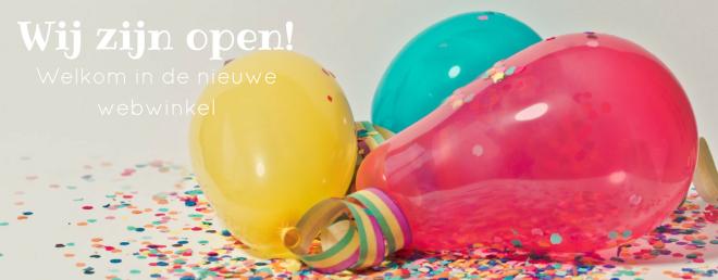 Wij zijn open! (1)